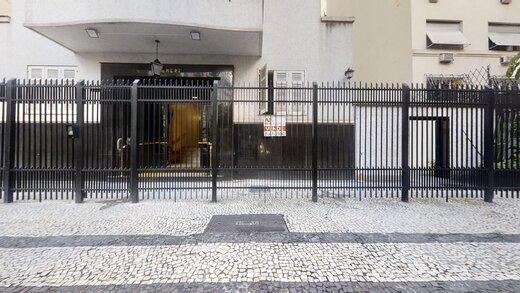 Fachada - Apartamento 2 quartos à venda Copacabana, Rio de Janeiro - R$ 722.000 - II-20351-33857 - 21