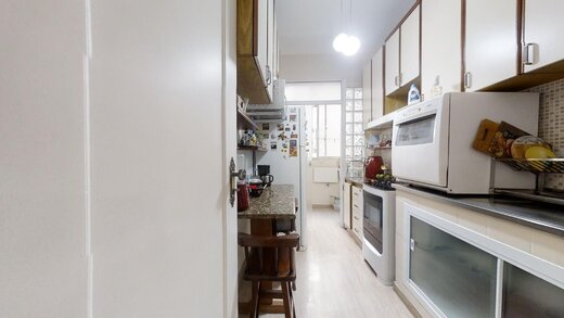 Cozinha - Apartamento 2 quartos à venda Copacabana, Rio de Janeiro - R$ 722.000 - II-20351-33857 - 17