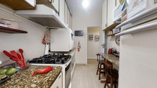 Cozinha - Apartamento 2 quartos à venda Copacabana, Rio de Janeiro - R$ 722.000 - II-20351-33857 - 15