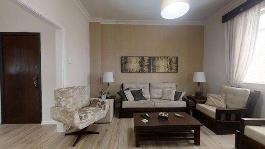 Living - Apartamento 2 quartos à venda Copacabana, Rio de Janeiro - R$ 722.000 - II-20351-33857 - 14