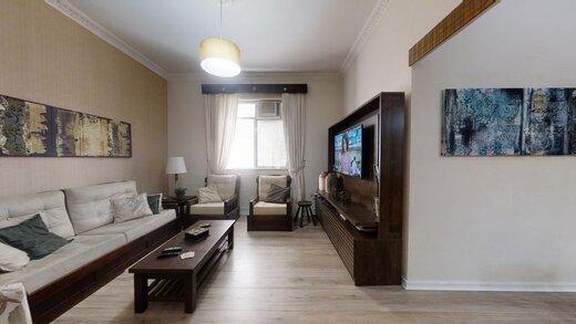 Living - Apartamento 2 quartos à venda Copacabana, Rio de Janeiro - R$ 722.000 - II-20351-33857 - 1