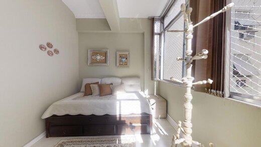 Living - Apartamento 2 quartos à venda Copacabana, Rio de Janeiro - R$ 722.000 - II-20351-33857 - 11