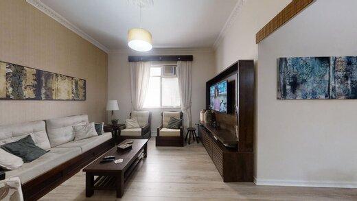 Living - Apartamento 2 quartos à venda Copacabana, Rio de Janeiro - R$ 722.000 - II-20351-33857 - 9