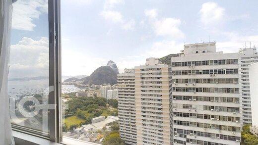 Living - Apartamento 3 quartos à venda Botafogo, Rio de Janeiro - R$ 1.145.000 - II-20361-33867 - 1