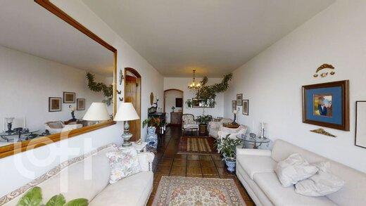 Living - Apartamento 3 quartos à venda Botafogo, Rio de Janeiro - R$ 1.145.000 - II-20361-33867 - 3