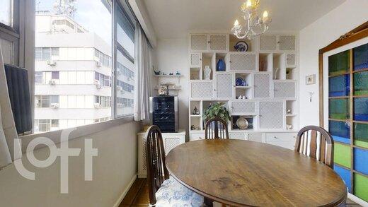 Living - Apartamento 3 quartos à venda Botafogo, Rio de Janeiro - R$ 1.145.000 - II-20361-33867 - 8