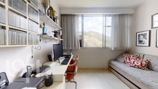 Quarto principal - Apartamento 3 quartos à venda Botafogo, Rio de Janeiro - R$ 1.145.000 - II-20361-33867 - 14