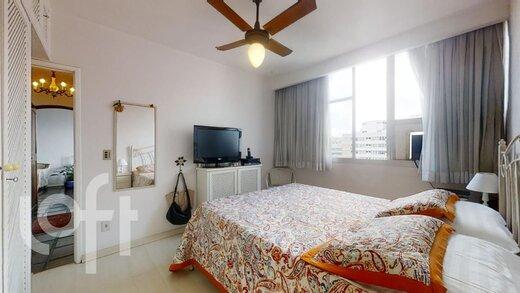 Quarto principal - Apartamento 3 quartos à venda Botafogo, Rio de Janeiro - R$ 1.145.000 - II-20361-33867 - 21