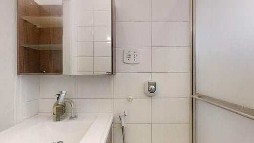 Banheiro - Apartamento 3 quartos à venda Lagoa, Rio de Janeiro - R$ 1.680.000 - II-20362-33868 - 9