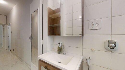 Banheiro - Apartamento 3 quartos à venda Lagoa, Rio de Janeiro - R$ 1.680.000 - II-20362-33868 - 11