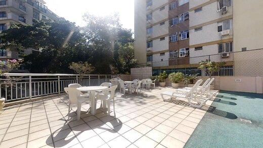 Fachada - Apartamento 3 quartos à venda Lagoa, Rio de Janeiro - R$ 1.680.000 - II-20362-33868 - 24