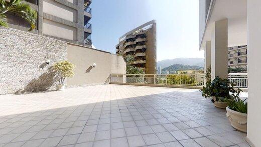 Fachada - Apartamento 3 quartos à venda Lagoa, Rio de Janeiro - R$ 1.680.000 - II-20362-33868 - 26