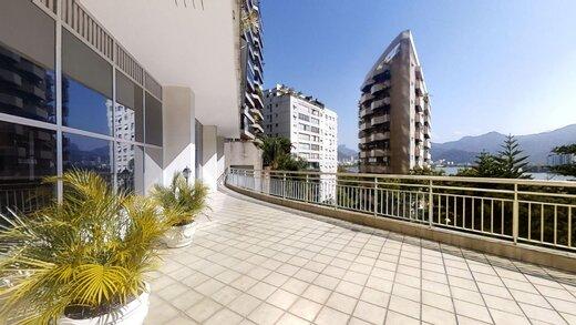 Fachada - Apartamento 3 quartos à venda Lagoa, Rio de Janeiro - R$ 1.680.000 - II-20362-33868 - 28