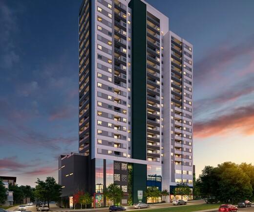 Fachada - Apartamento à venda Rua Sapetuba,Butantã, Zona Oeste,São Paulo - R$ 385.288 - II-20306-33769 - 1