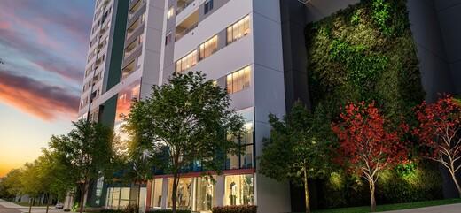 Portaria - Apartamento à venda Rua Sapetuba,Butantã, Zona Oeste,São Paulo - R$ 385.288 - II-20306-33769 - 4
