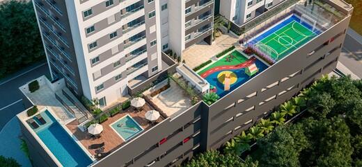 Aerea - Apartamento à venda Rua Sapetuba,Butantã, Zona Oeste,São Paulo - R$ 385.288 - II-20306-33769 - 14