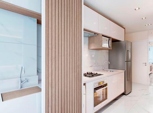 Cozinha - Apartamento à venda Rua Sapetuba,Butantã, Zona Oeste,São Paulo - R$ 385.288 - II-20306-33769 - 9