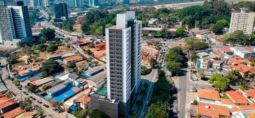 Aerea - Apartamento à venda Rua Sapetuba,Butantã, Zona Oeste,São Paulo - R$ 385.288 - II-20306-33769 - 13