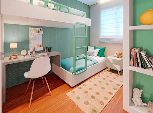Dormitorio - Apartamento à venda Rua Sapetuba,Butantã, Zona Oeste,São Paulo - R$ 385.288 - II-20306-33769 - 11