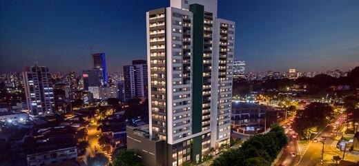 Fachada - Apartamento à venda Rua Sapetuba,Butantã, Zona Oeste,São Paulo - R$ 385.288 - II-20306-33769 - 3