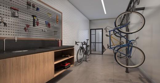 Bicicletario - Fachada - Green Loadd Saúde - NR - 1144 - 16