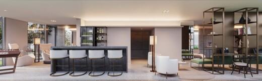 Lounge - Fachada - Terrae Vila Madalena - 1154 - 15
