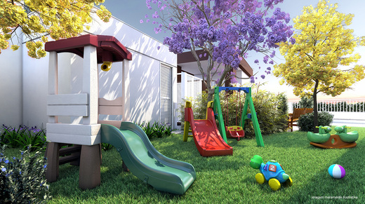 Playground - Fachada - Forlife Vila Ema - 1158 - 9