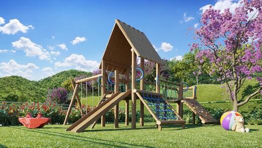 Playground - Fachada - Reserva Atlântica. - 1753 - 5