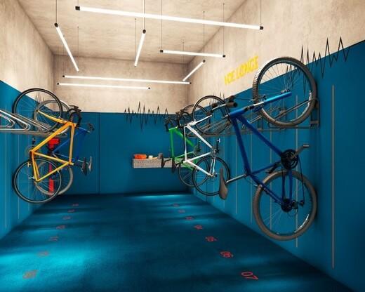 Bicicletario - Fachada - Viva Benx Faria Lima - 1165 - 11