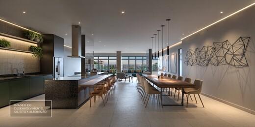 Espaco gourmet - Fachada - Arbo - Alto de Pinheiros - Residencial - Breve Lançamento - 1121 - 7