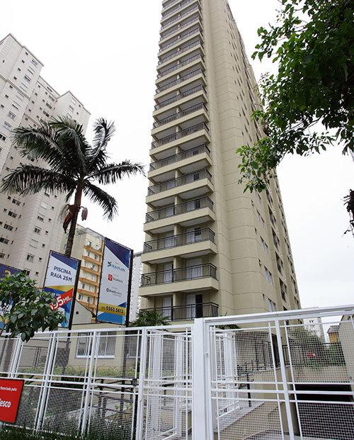 Fachada - Apartamento à venda Rua Guairá,Saúde, São Paulo - R$ 762.890 - II-20577-34197 - 1