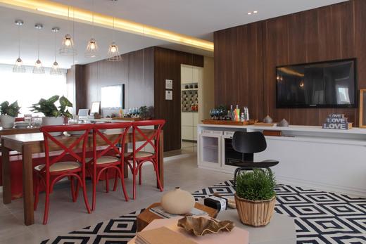 Living - Apartamento à venda Rua Guairá,Saúde, São Paulo - R$ 762.890 - II-20577-34197 - 6