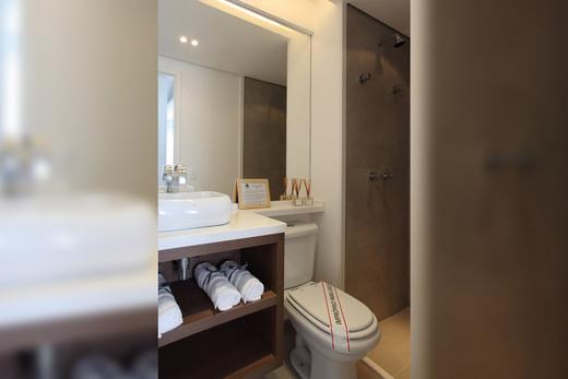 Banheiro - Apartamento à venda Rua Guairá,Saúde, São Paulo - R$ 762.890 - II-20577-34197 - 10