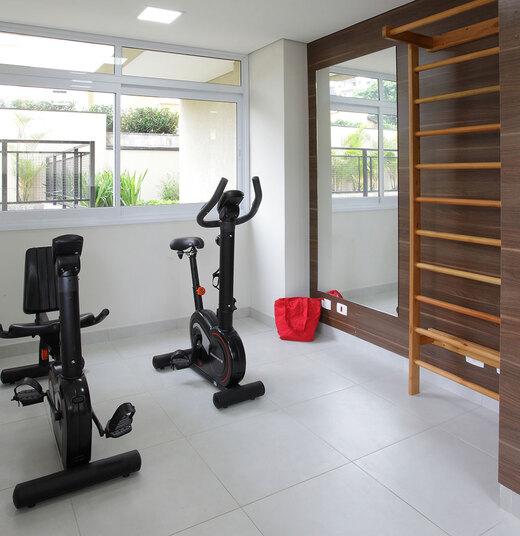Fitness - Apartamento à venda Rua Guairá,Saúde, São Paulo - R$ 762.890 - II-20577-34197 - 12
