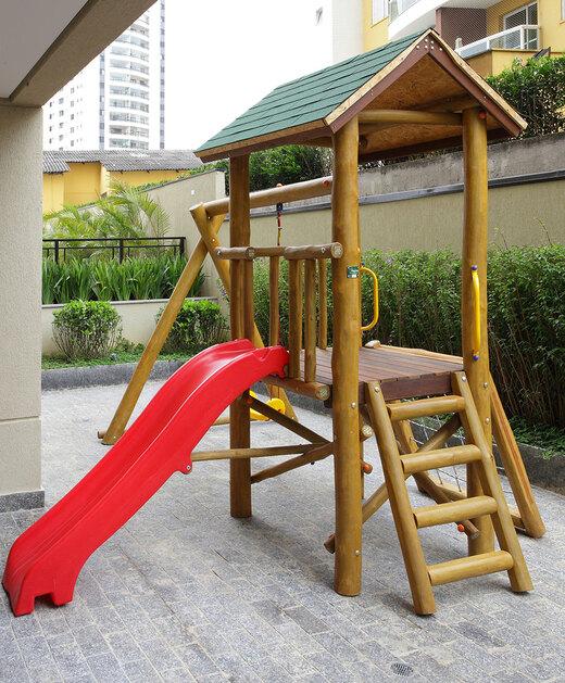 Playground - Apartamento à venda Rua Guairá,Saúde, São Paulo - R$ 762.890 - II-20577-34197 - 18