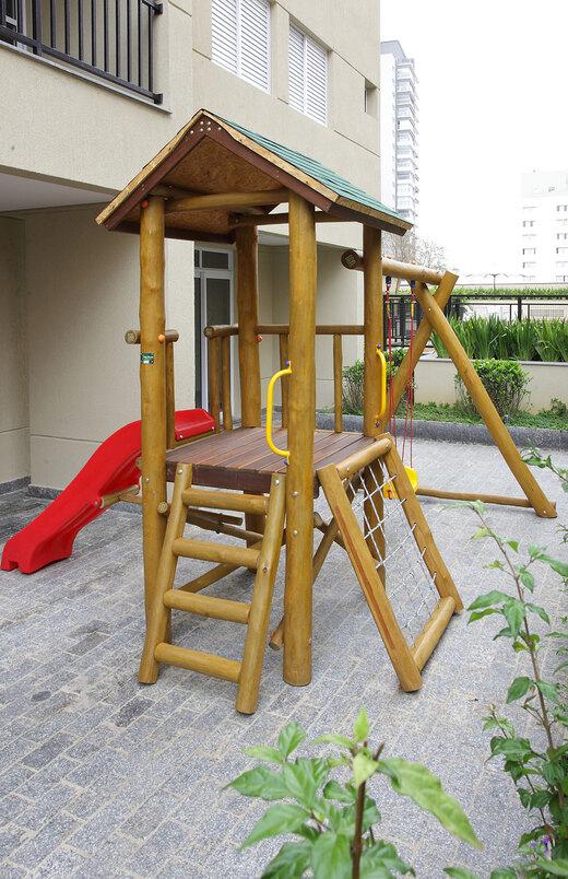 Playground - Apartamento à venda Rua Guairá,Saúde, São Paulo - R$ 762.890 - II-20577-34197 - 19