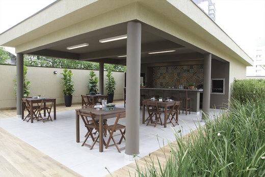 Churrasqueira - Apartamento à venda Rua Guairá,Saúde, São Paulo - R$ 762.890 - II-20577-34197 - 20