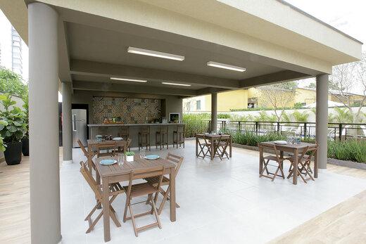 Churrasqueira - Apartamento à venda Rua Guairá,Saúde, São Paulo - R$ 762.890 - II-20577-34197 - 23