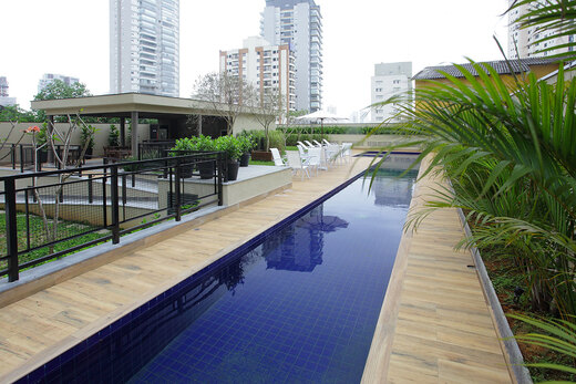 Piscina - Apartamento à venda Rua Guairá,Saúde, São Paulo - R$ 762.890 - II-20577-34197 - 24