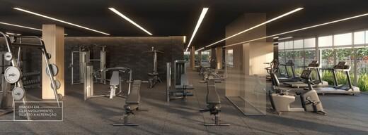 Fitness - Fachada - Arbo - Alto de Pinheiros - Residencial - Breve Lançamento - 1121 - 5