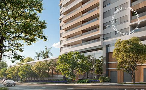 Portaria - Apartamento à venda Rua Alcatrazes,Saúde, São Paulo - R$ 1.550.000 - II-20557-34161 - 3