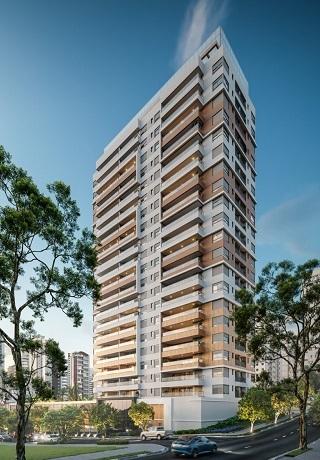 Fachada - Apartamento à venda Rua Alcatrazes,Saúde, São Paulo - R$ 1.550.000 - II-20557-34161 - 1