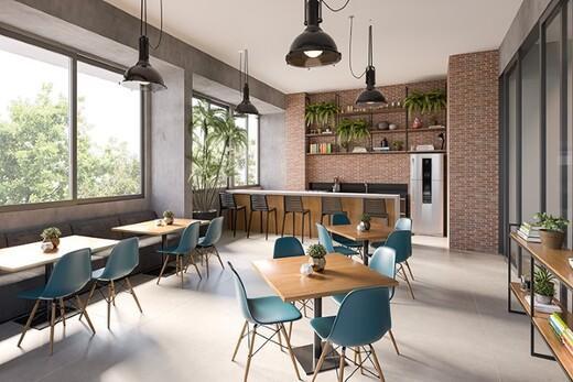 Espaco gourmet - Fachada - Villa Visconti - 415 - 11