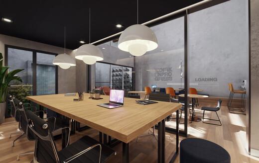 Coworking - Studio à venda Rua Alameda Barros,Santa Cecília, São Paulo - R$ 306.300 - II-20653-35545 - 7