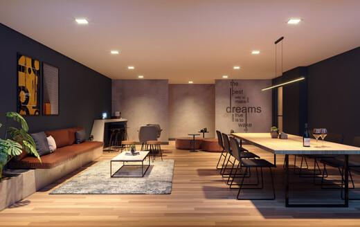 Coworking - Studio à venda Rua Alameda Barros,Santa Cecília, São Paulo - R$ 306.300 - II-20653-35545 - 8