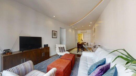 Living - Apartamento 2 quartos à venda Lagoa, Rio de Janeiro - R$ 1.355.000 - II-20730-34409 - 3