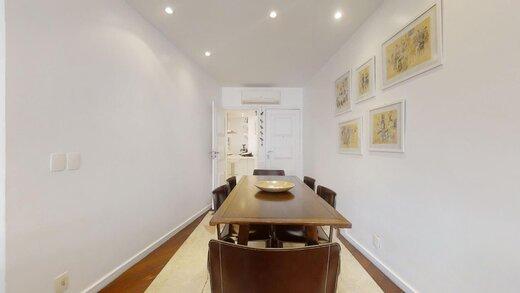 Living - Apartamento 2 quartos à venda Lagoa, Rio de Janeiro - R$ 1.355.000 - II-20730-34409 - 4