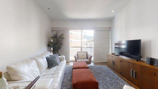 Living - Apartamento 2 quartos à venda Lagoa, Rio de Janeiro - R$ 1.355.000 - II-20730-34409 - 5