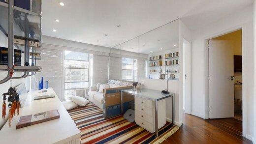 Living - Apartamento 2 quartos à venda Lagoa, Rio de Janeiro - R$ 1.355.000 - II-20730-34409 - 9