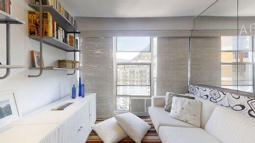 Living - Apartamento 2 quartos à venda Lagoa, Rio de Janeiro - R$ 1.355.000 - II-20730-34409 - 11